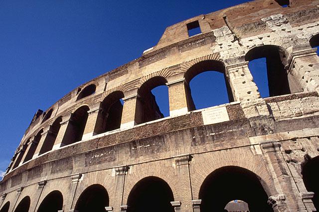ローマ コロッセオ Colosseum